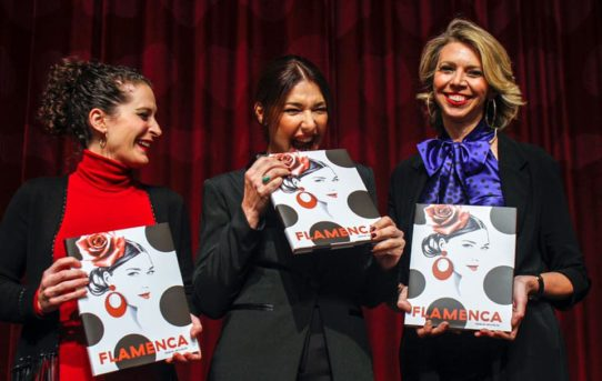 """""""Flamenca"""", el libro de Raquel Revuelta"""