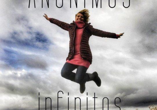 """""""Anónimos Infinitos"""" primer libro de microrrelatos de la periodista Marina Bernal, será presentado el 14 de febrero en el teatro de la Fundación Cajasol"""