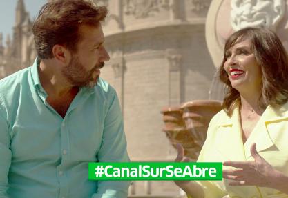 Entrevista Gente de Andalucía en Canal Sur Radio
